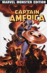 Cover Thumbnail for Marvel Monster Edition (Panini Deutschland, 2003 series) #12 - Captain America 1