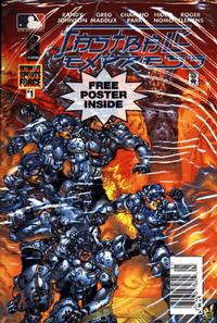 Cover Thumbnail for Fastball Express (Ultimate Sports Force, 1999 series) #1