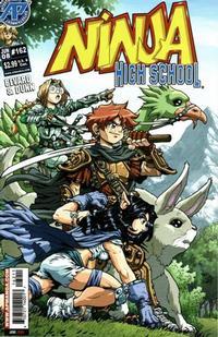 Cover Thumbnail for Ninja High School (Antarctic Press, 1994 series) #162