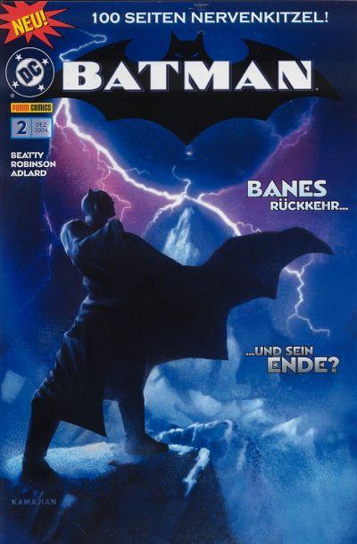 Cover for Batman Sonderband (Panini Deutschland, 2004 series) #2 - Veritas Liberat