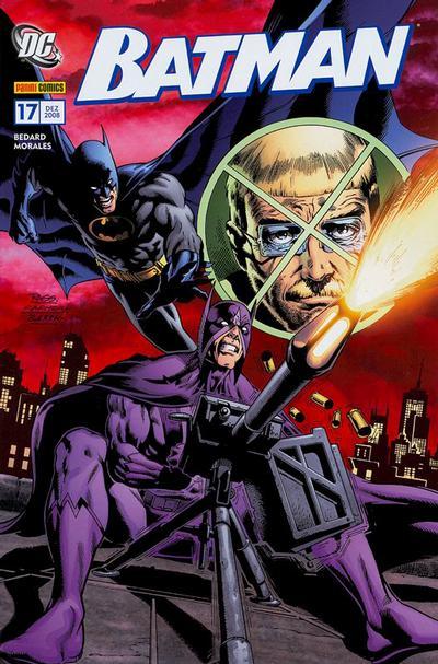 Cover for Batman Sonderband (Panini Deutschland, 2004 series) #17 - Kind des Zorns