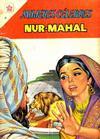 Cover for Mujeres Célebres (Editorial Novaro, 1961 series) #6