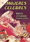 Cover for Mujeres Célebres (Editorial Novaro, 1961 series) #31