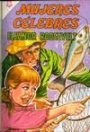 Cover for Mujeres Célebres (Editorial Novaro, 1961 series) #43