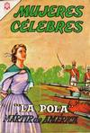 Cover for Mujeres Célebres (Editorial Novaro, 1961 series) #46