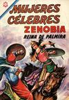 Cover for Mujeres Célebres (Editorial Novaro, 1961 series) #56