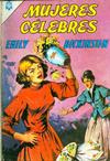 Cover for Mujeres Célebres (Editorial Novaro, 1961 series) #59