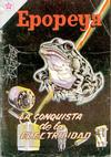 Cover for Epopeya (Editorial Novaro, 1958 series) #62