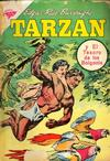 Cover for Tarzán (Editorial Novaro, 1951 series) #112