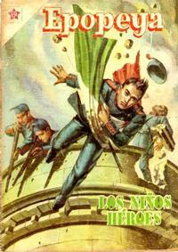 Cover Thumbnail for Epopeya (Editorial Novaro, 1958 series) #1
