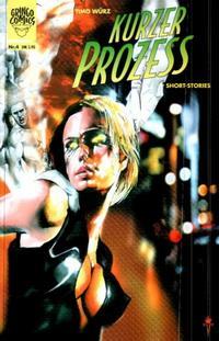 Cover Thumbnail for Kurzer Prozess (Gringo Comics, 1999 series) #4