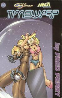 Cover Thumbnail for Gold Digger / Ninja High School: Timewarp (Antarctic Press, 2000 series)