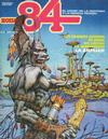Cover for Zona 84 (Toutain Editor, 1984 series) #4