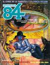 Cover for Zona 84 (Toutain Editor, 1984 series) #20