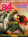 Cover for Zona 84 (Toutain Editor, 1984 series) #21