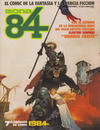 Cover for Zona 84 (Toutain Editor, 1984 series) #22