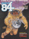 Cover for Zona 84 (Toutain Editor, 1984 series) #25