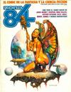 Cover for Zona 84 (Toutain Editor, 1984 series) #26