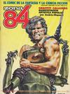 Cover for Zona 84 (Toutain Editor, 1984 series) #35