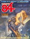 Cover for Zona 84 (Toutain Editor, 1984 series) #37