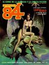 Cover for Zona 84 (Toutain Editor, 1984 series) #40