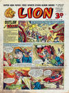 Cover for Lion (Amalgamated Press, 1952 series) #1