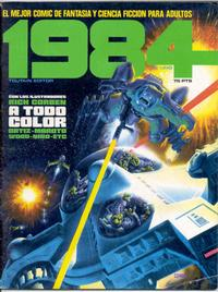 Cover Thumbnail for 1984 (Toutain Editor, 1978 series) #1