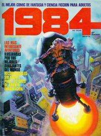 Cover Thumbnail for 1984 (Toutain Editor, 1978 series) #2