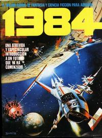 Cover Thumbnail for 1984 (Toutain Editor, 1978 series) #3