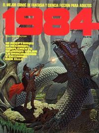 Cover Thumbnail for 1984 (Toutain Editor, 1978 series) #4