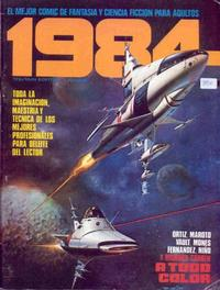 Cover for 1984 (Toutain Editor, 1978 series) #6