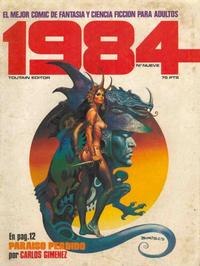 Cover Thumbnail for 1984 (Toutain Editor, 1978 series) #9
