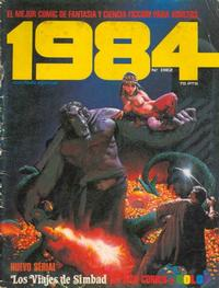 Cover Thumbnail for 1984 (Toutain Editor, 1978 series) #10