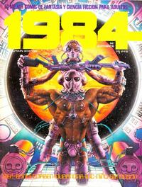 Cover Thumbnail for 1984 (Toutain Editor, 1978 series) #14