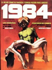 Cover Thumbnail for 1984 (Toutain Editor, 1978 series) #15