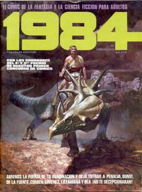 Cover Thumbnail for 1984 (Toutain Editor, 1978 series) #18
