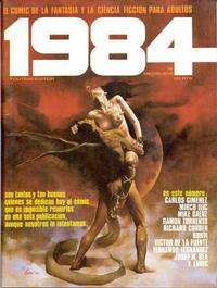Cover Thumbnail for 1984 (Toutain Editor, 1978 series) #19