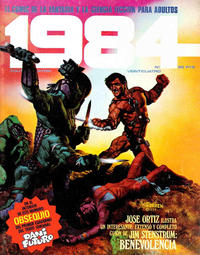 Cover Thumbnail for 1984 (Toutain Editor, 1978 series) #24