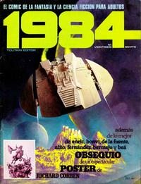 Cover Thumbnail for 1984 (Toutain Editor, 1978 series) #26