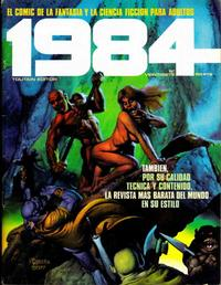 Cover Thumbnail for 1984 (Toutain Editor, 1978 series) #27