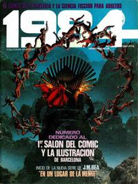 Cover Thumbnail for 1984 (Toutain Editor, 1978 series) #29