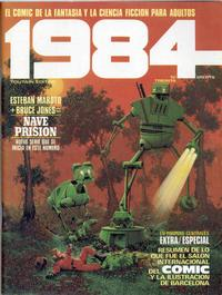 Cover Thumbnail for 1984 (Toutain Editor, 1978 series) #30