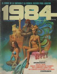 Cover Thumbnail for 1984 (Toutain Editor, 1978 series) #32