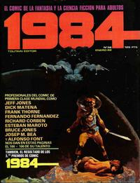 Cover Thumbnail for 1984 (Toutain Editor, 1978 series) #36