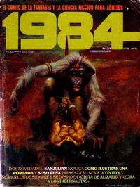 Cover Thumbnail for 1984 (Toutain Editor, 1978 series) #37