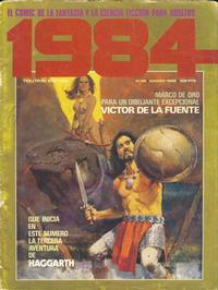 Cover Thumbnail for 1984 (Toutain Editor, 1978 series) #38