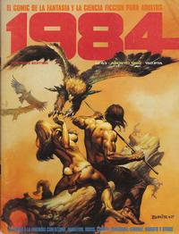 Cover Thumbnail for 1984 (Toutain Editor, 1978 series) #43