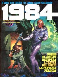 Cover Thumbnail for 1984 (Toutain Editor, 1978 series) #46