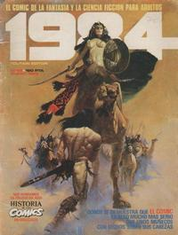 Cover Thumbnail for 1984 (Toutain Editor, 1978 series) #48