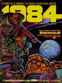 Cover Thumbnail for 1984 (Toutain Editor, 1978 series) #49